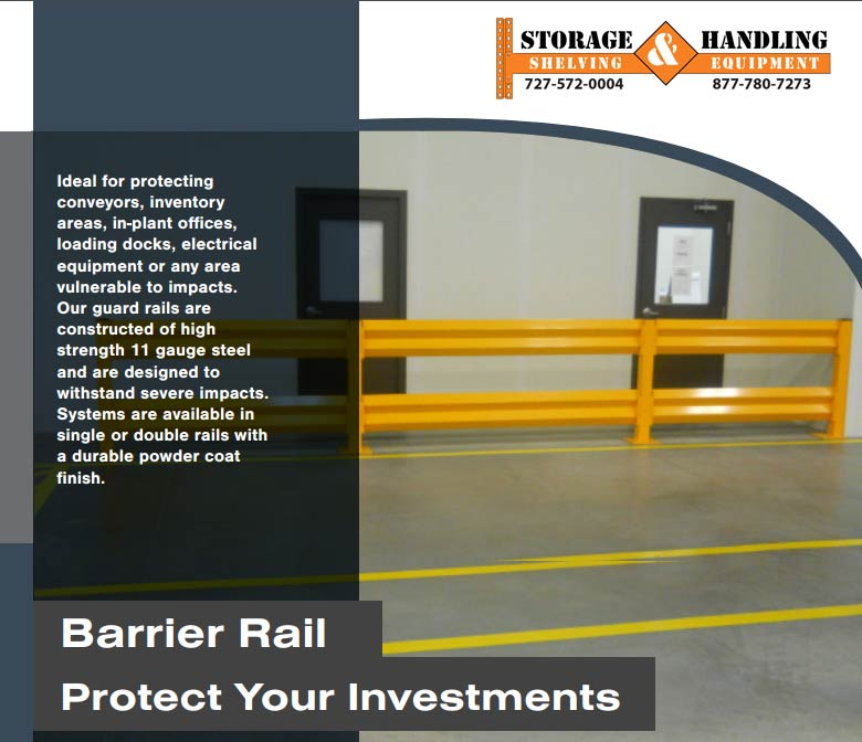Barrier Rail