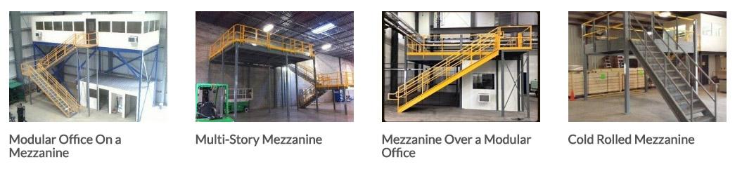 Mezzanine by PanelBuilt