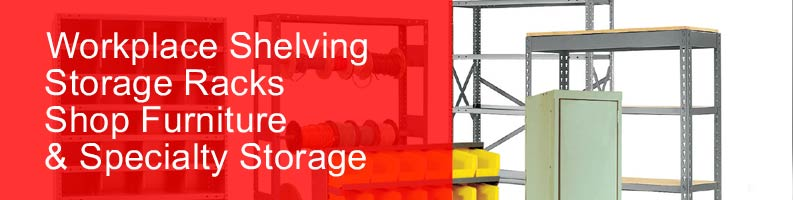Shelving Storage & Handling