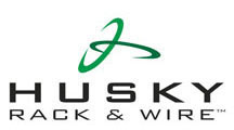 husky rack wire logo