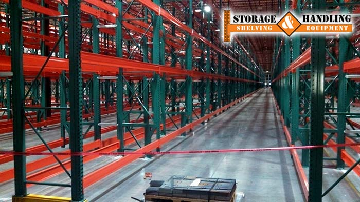 Pallet Rack - Storage
