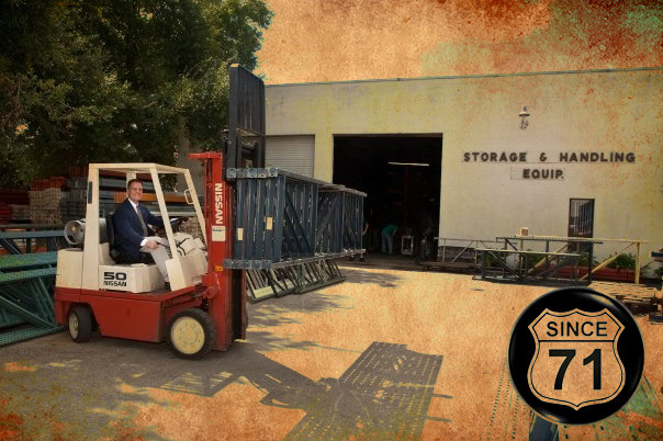 Storage & Handling Vintage