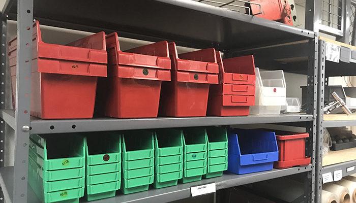 Get Organized Storage Handling
