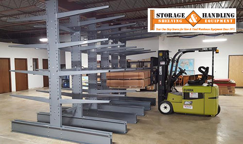 Meco Cantilever Storage Handling