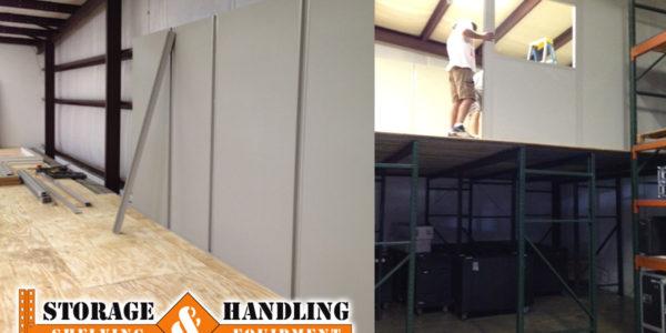 Mezzanine - Storage & Handling