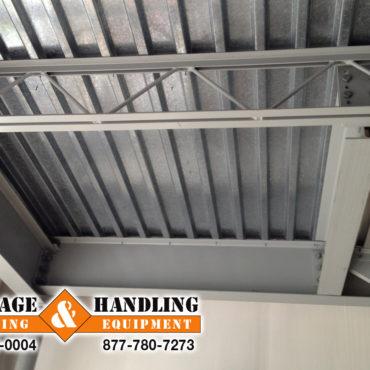 Structural Mezzanine - Storage & Handling