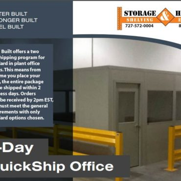 QuickShip Office - Storage & Handling