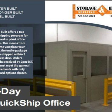 QuickShip Office - Storage & Handling
