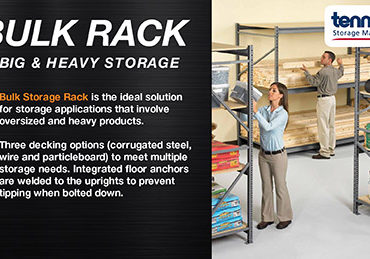 Steel Shelving - Storage & Handling